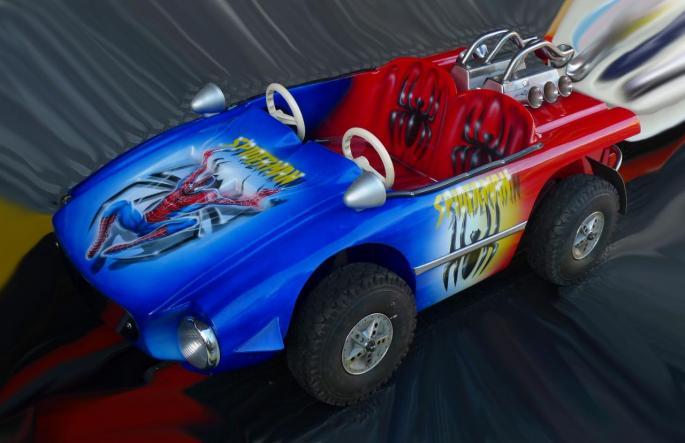auto spider-man