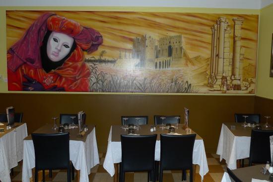 restaurant au Gd Large (spécialités Syriennes & Italiennes)