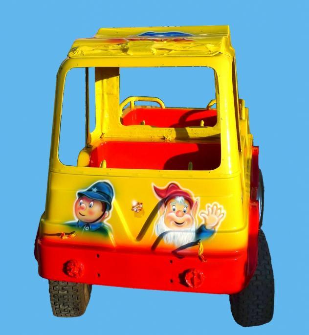 Camion OUI OUI
