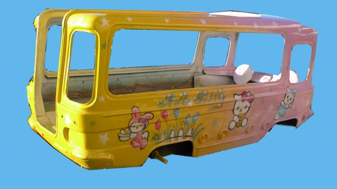 Bus Hello Kitty
