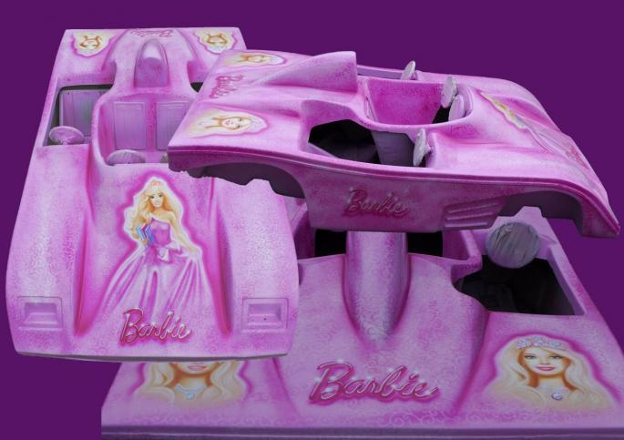 barbie course auto