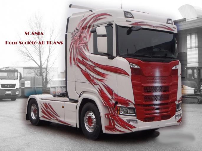 Nouveau Scania
