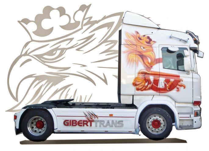 Scania griffon 1