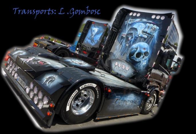 Tracteur ténebres